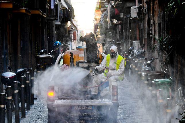 Koronawirus. Włochy – najnowsze informacje. Widmo przedłużenia kwarantanny i rekordowa liczba wyleczeń