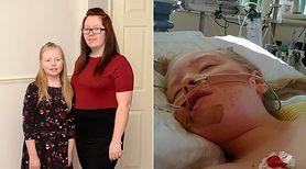 10-latka zachorowała na ospę wietrzną. Spędziła 6 miesięcy w szpitalu!