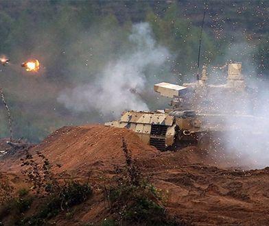 """Rosja: pancerne """"Terminatory"""" w przyszłym roku. Nowa wsparcie czołgów"""