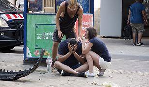 Barcelona po zamachu terrorystycznym. 17.08.2017