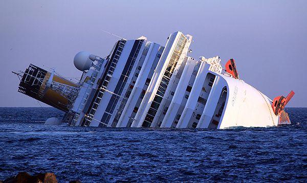 Trzecia rocznica katastrofy wycieczkowca Costa Concordia