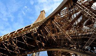 Paryż - niezwykłe mieszkanie na szczycie Wieży Eiffla