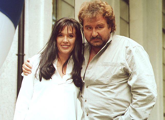 Ewa Krawczyk była zazdrosna o relacje męża z jego synem