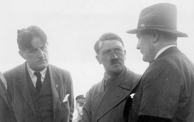 Tajny raport o Hitlerze - zeznania przyjaciela wodza III Rzeszy