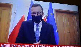 """Kacprzak: """"Piękne zaklęcia premiera nie działają na wirusa"""""""