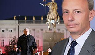 Wróg Bartoszewskiego, przyjaciel Gosiewskiej. Kim jest przewodniczący miesięcznic?