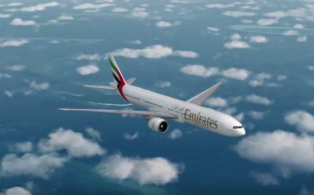 Innowacyjne wnętrza Boeinga 777-300ER robią wrażenie.