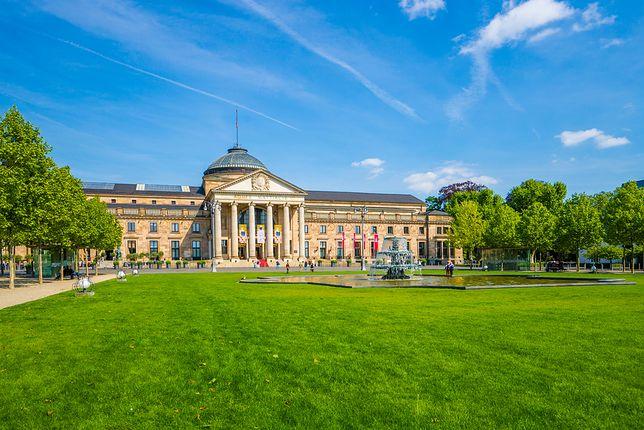 Wiesbaden - kusi źródłami termalnymi