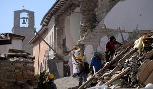 Trzęsienie ziemi we Włoszech i Birmie - zniszczone cenne zabytki