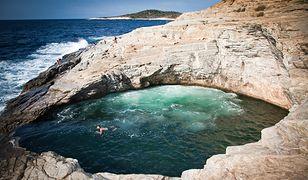 """Wyspa Tasos leży na Morzu Egejskim i uznawana jest za jego """"zielony diament"""""""