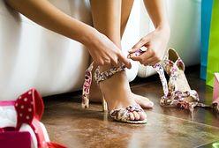 Sandały na szpilce – i do spodni, i do sukienki