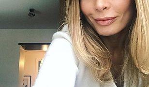 Agnieszka Dygant pokazała pupę w sieci. Chciała odwrócić uwagę kapeluszem