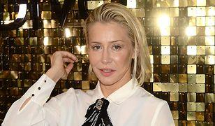 Katarzyna Warnke bez makijażu. Aktorka regeneruje siły przed świątecznym zgiełkiem