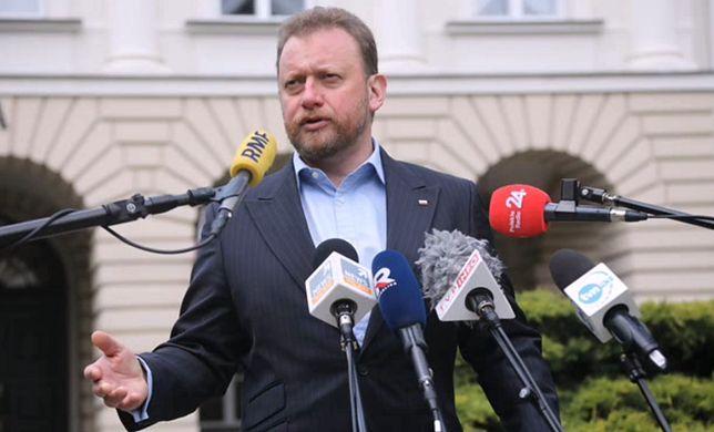 Koronawirus w Polsce. Najnowsze ustalenia od Łukasza Szumowskiego