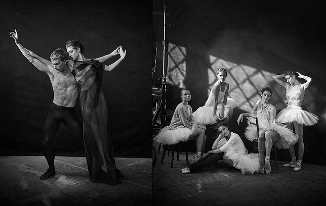 Peter Lindbergh sfotografował tancerzy nowojorskiego baletu