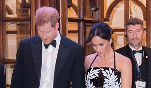 Harry i Meghan pobrali się w maju 2018 roku