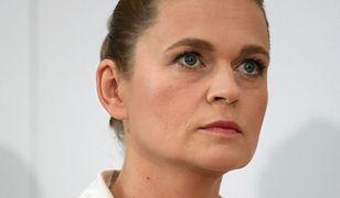 Barbara Nowacka pamięta o mamie Izabeli Jarudze-Nowackiej