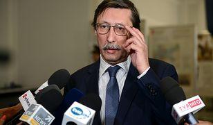 Jan Żaryn złożył trzy poprawki do ustawy degradacyjnej