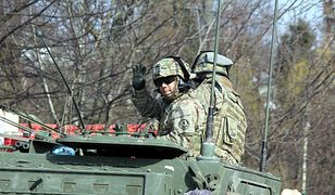 Odwiedziny amerykańskich żołnierzy w Brygadzie Strzelców Podhalańskich
