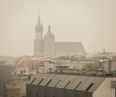 Smog Kraków – 4 marca 2019, poniedziałek. Sprawdź, jaka jest dziś jakość powietrza w województwie małopolskim