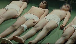 Z 22 dzieci przeżyła szóstka. Tragiczne skutki karygodnego eksperymentu