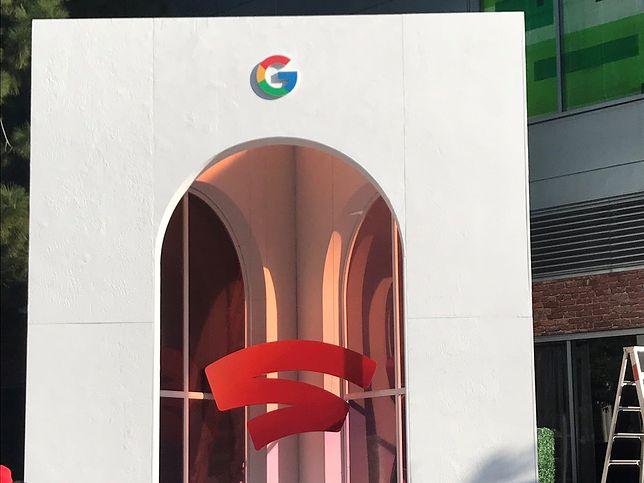 Logo nowego projektu Google