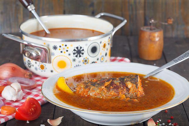 Halászlé szybko stało się narodowym daniem Węgrów