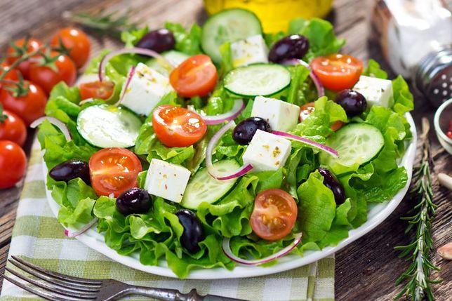 Dieta śródziemnomorska lepsza od ćwiczeń