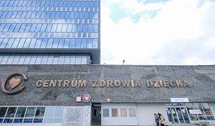 Koronawirus w Warszawie. Centrum Zdrowia Dziecka pracuje w trybie ostrodyżurowym