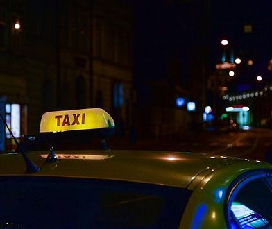 Mazowieckie. Dusił, bił i groził śmiercią taksówkarzowi. Jest decyzja sądu