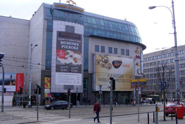 Poznań chce wyższych kar za nielegalne reklamy
