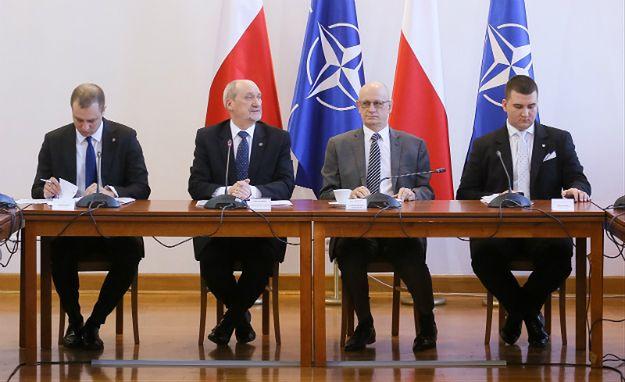 Posiedzenie międzyresortowego zespołu ds. przygotowania szczytu NATO