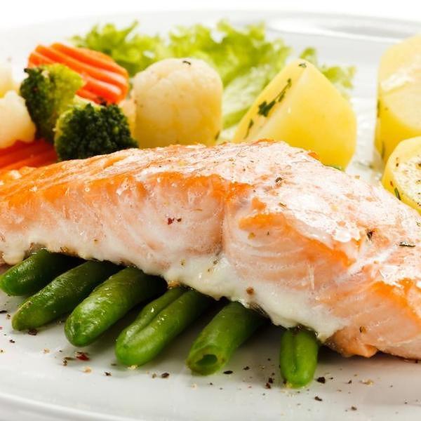Warto jeść ryby