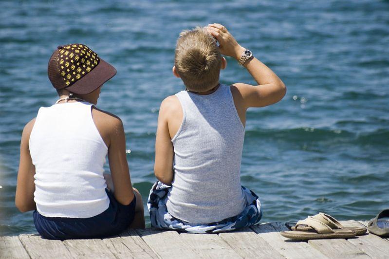 Aktywność fizyczna dzieci - zdrowie