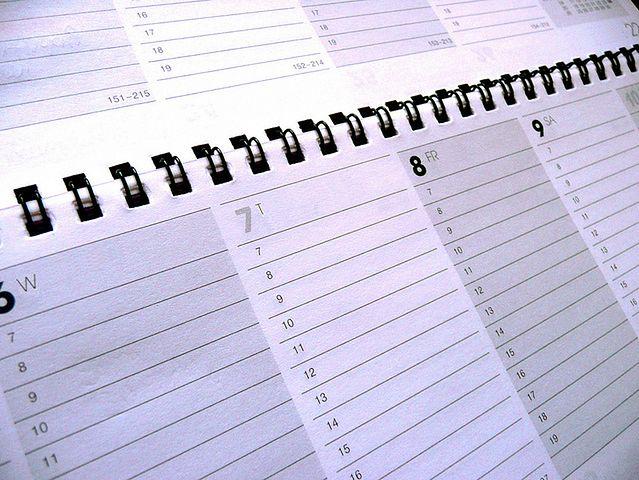 Zapisz swój harmonogram treningowy
