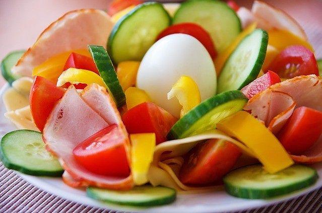 Bogactwo składników odżywczych w produktach spożywczych