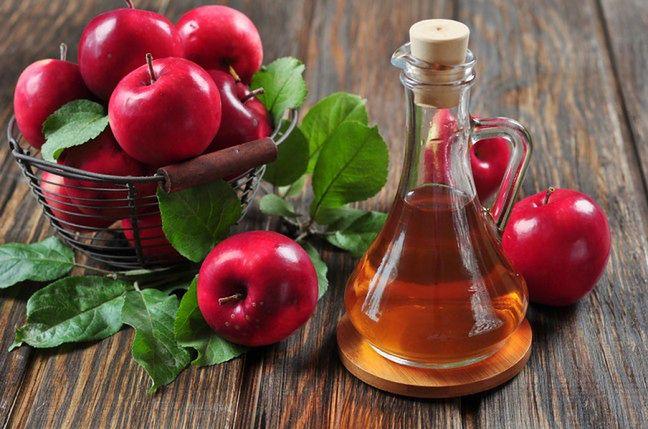 Zdrowy ocet jabłkowy