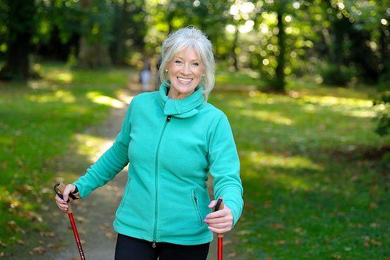 Zdrowy styl życia skraca okres niepełnosprawności na starość