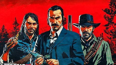 Red Dead Redemption 2 zajmie naprawdę sporo miejsca na twardym dysku