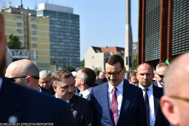 Spotkanie Morawiecki-Dulkiewicz 11 czerwca w Kancelarii Premiera