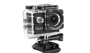 Wideorejestrator samochodowy jak kamerka GoPro