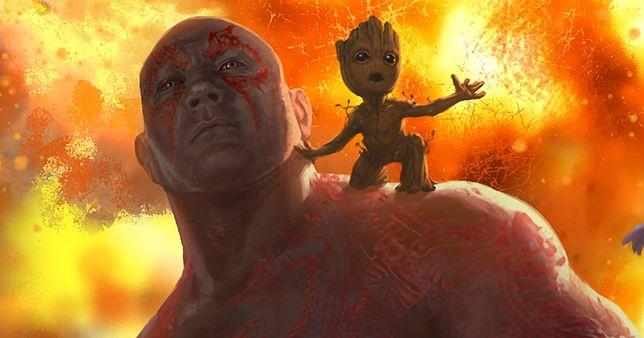 """""""Strażnicy Galaktyki vol. 2"""": rozkoszny Groot w nowej zapowiedzi [POLSKI ZWIASTUN]"""