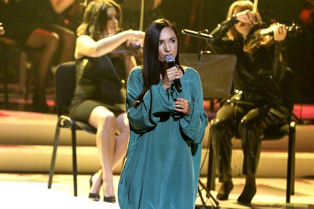 Dorota Miśkiewicz jest jedną z gwiazd, które wystąpią na koncercie Ladies' Jazz śpiewa Piotra Szczepanika