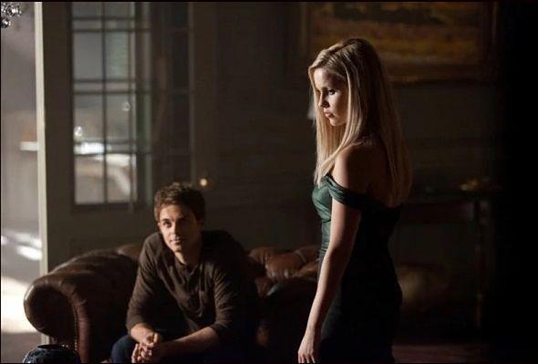 Pamiętniki wampirów sezon 3, odcinek 15: Wszystkie moje dzieci (All My Children)