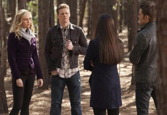 Pamiętniki wampirów sezon 3, odcinek 18: Morderstwo (The Murder of One)