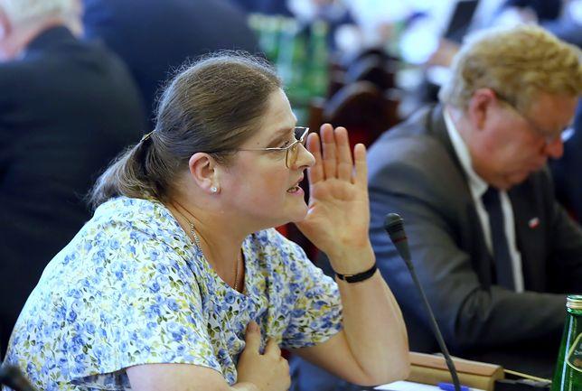 Krystyna Pawłowicz, Prawo i Sprawiedliwość.