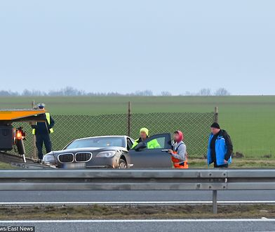 4 marca 2016 roku prezydent Duda miał wypadek na autostradzie A4