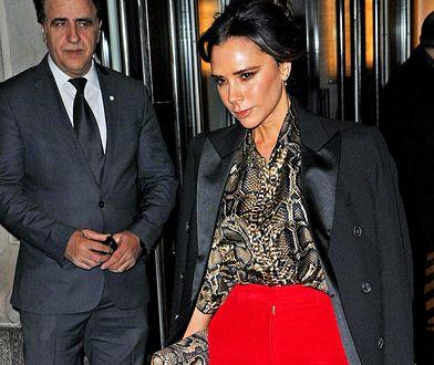 Beckham w superseksownych spodniach. Wszyscy patrzyli na nogi