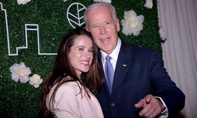 Ashley Biden ma podobny styl do Meghan Markle?