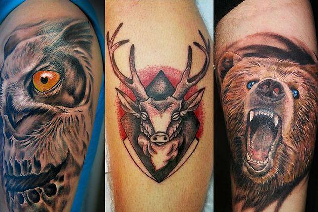 Znaczenie tatuaży przedstawiających drapieżne i dzikie zwierzęta jest różne w zależności od kraju i kultury